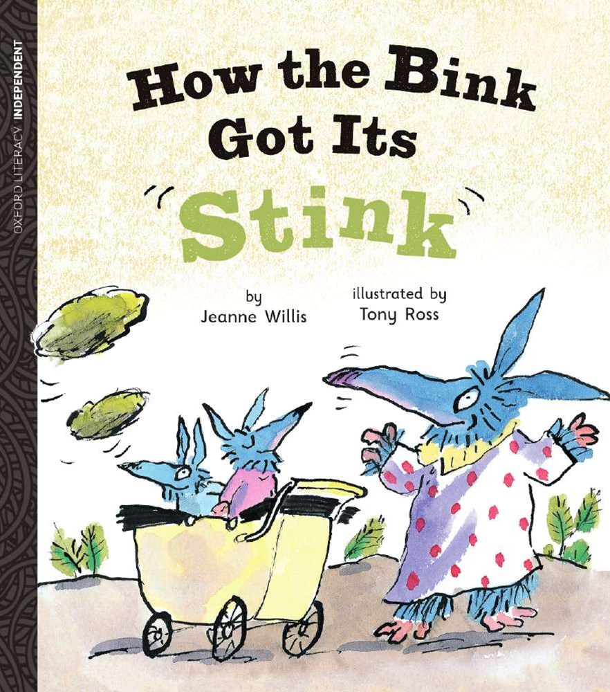 Oxford Literacy Independent How the Bink Got Its Stink
