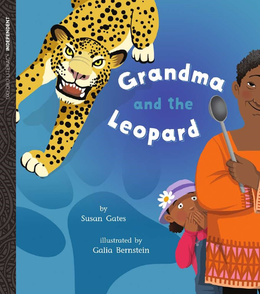 Oxford Literacy Grandma and the Leopard