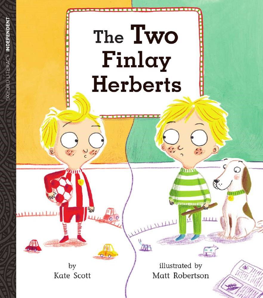 Oxford Literacy The Two Finlay Herberts