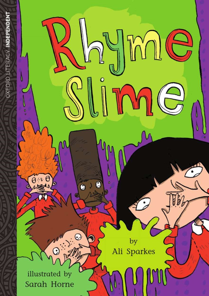 Oxford Literacy Independent Rhyme Slime