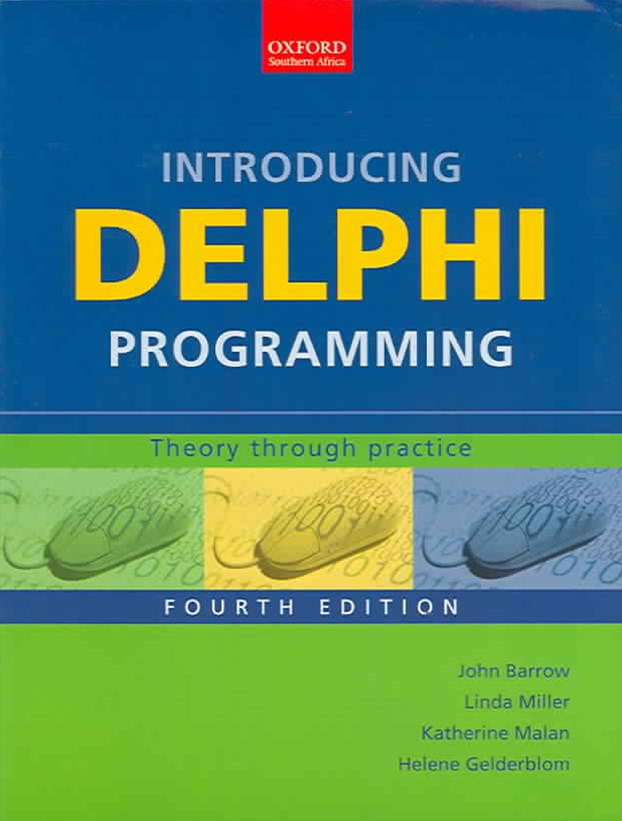 Introducing Delphi Programming