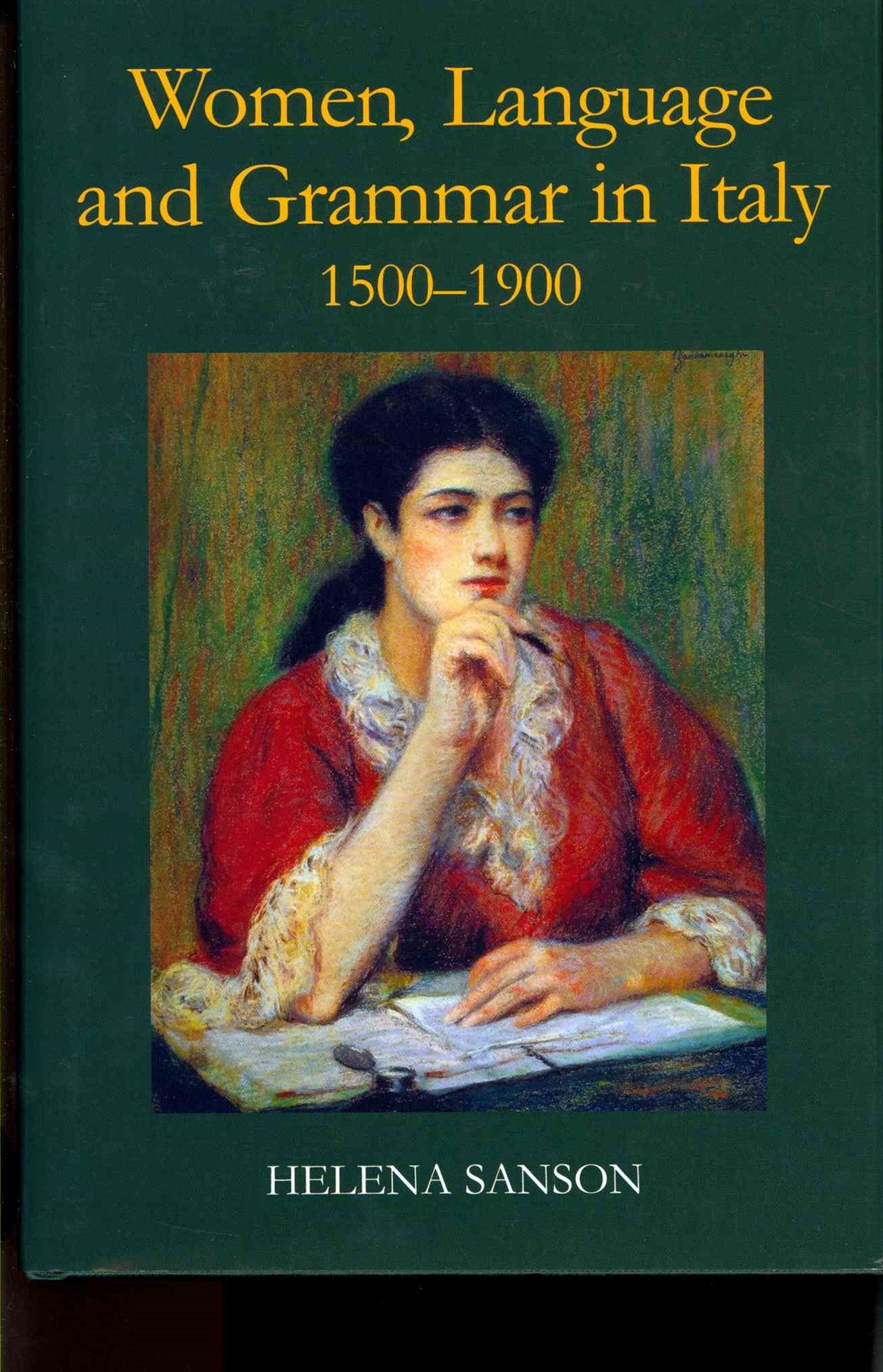 Women, Language and Grammar in Italy, 1500-1900