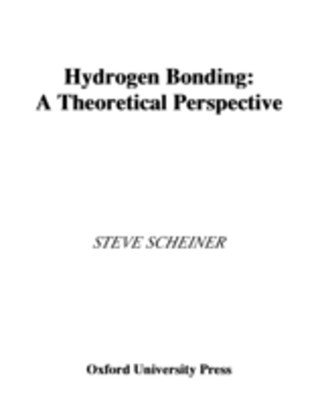 Hydrogen Bonding: A Theoretical Perspective