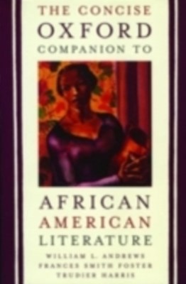 (ebook) Concise Oxford Companion to African American Literature