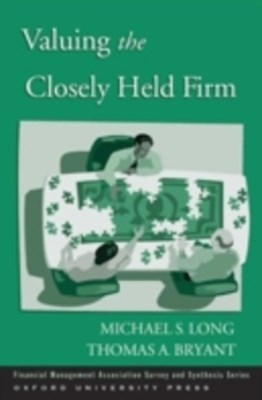 (ebook) Valuing the Closely Held Firm