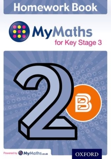 My Maths for KS3 Homework Book 2B Single