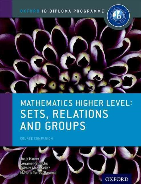 IB Course Book: Mathematics Higher level Option Sets