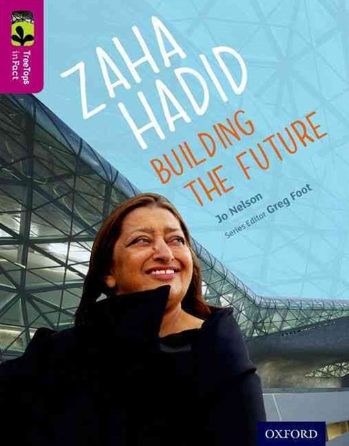 TreeTops Infact Level 10 Zaha Hadid: Building the Future