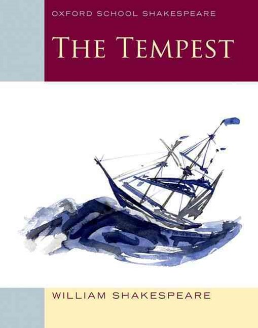 Oxford School Shakespeare: The Tempest