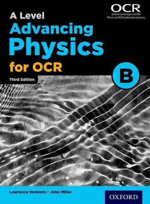 A Level Advancing Physics for OCR Student Book