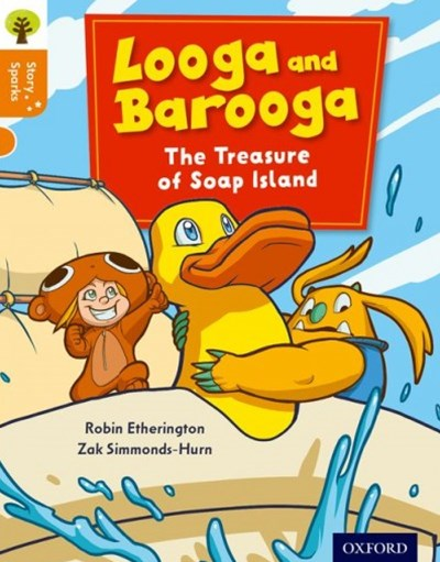 Oxford Reading Tree Story Sparks Oxford Level 6 Looga and Barooga
