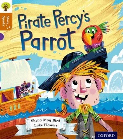 Oxford Reading Tree Story Sparks Oxford Level 8 Pirate Percy's Parrot