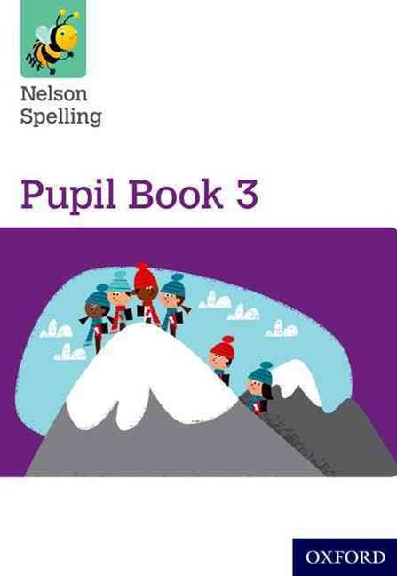 Nelson Spelling Pupil Book 3 pack of 15