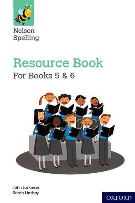 Nelson Spelling Resources and Assessment Book for Books 5&6
