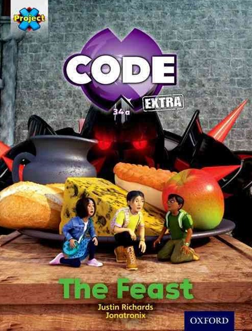 Project X CODE Extra: Turquoise Book Band, Oxford Level 7 Castle Kingdom
