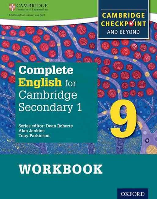 Complete English for Cambridge Secondary 1 Student Workbook 9