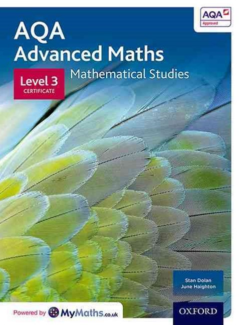 A level AQA Mathematical Studies Student Book Level 3 Certificate