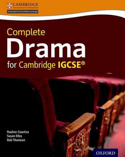 Complete Drama for Cambridge IGCSE
