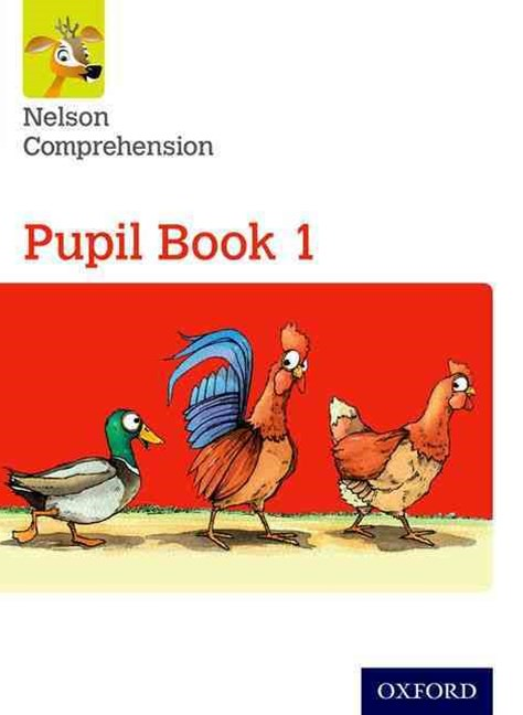 Nelson Comprehension: Year 1/Primary 2 Pupil Book 1 Pack of 15