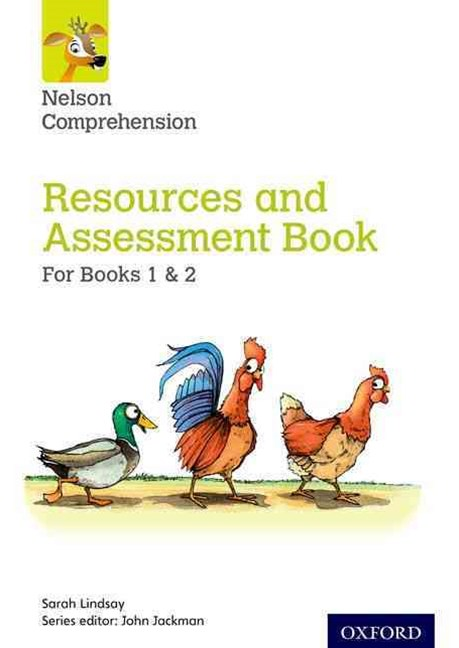 Nelson Comprehension: Years 1 & 2/Primary 2 & 3 Resources and Assessment Book