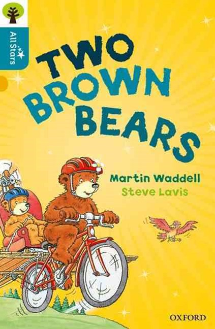 Oxford Reading Tree All Stars: Oxford Level 9 Two Brown Bears