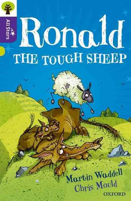 Oxford Reading Tree All Stars: Oxford Level 11 Ronald the Tough Sheep