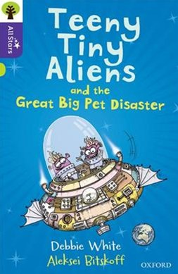 Oxford Reading Tree All Stars Oxford Level 11 Teeny Tiny Aliens