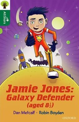 Oxford Reading Tree All Stars Oxford Level 12 Jamie Jones