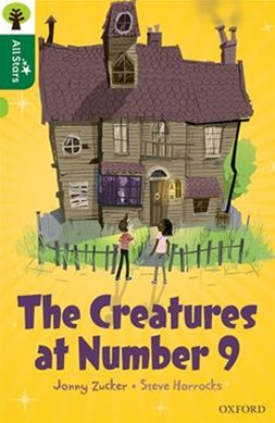 Oxford Reading Tree All Stars Oxford Level 12 The Creatures at Number