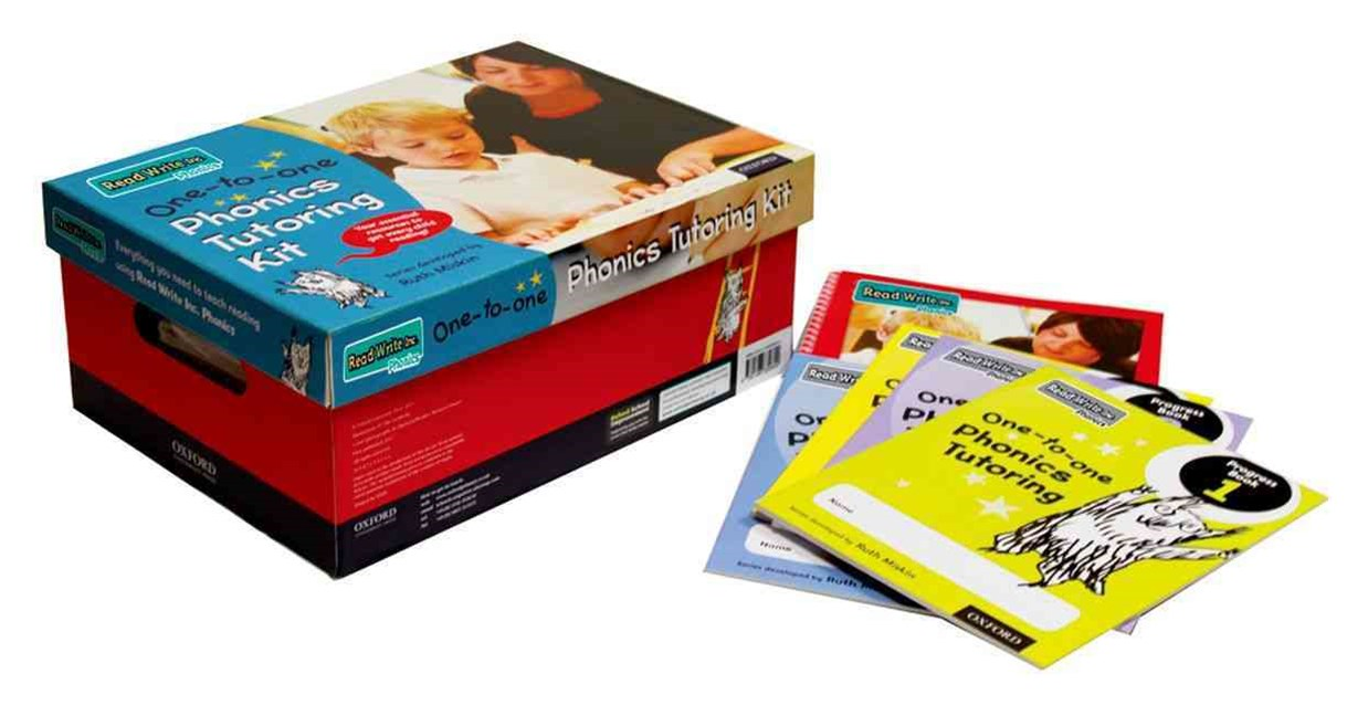 Read Write Inc Phonics: One-to-one Phonics Tutoring Kit