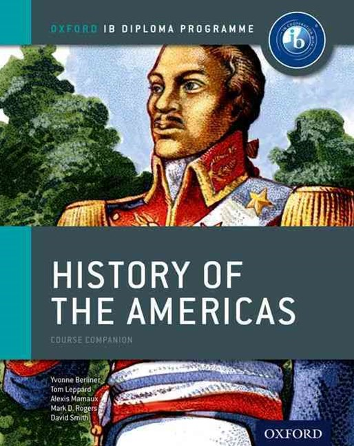 IB Course Book: History of the Americas