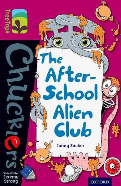 TreeTops Chucklers Level 10 The After-School Alien Club