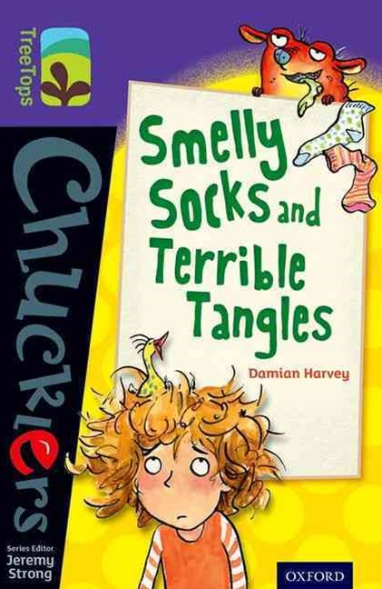 TreeTops Chucklers Level 11 Smelly Socks and Terrible Tangles