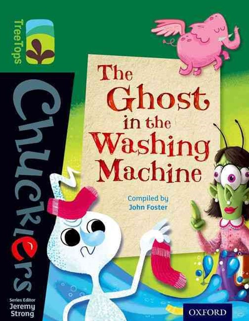 TreeTops Chucklers Level 12 The Ghost in the Washing Machine