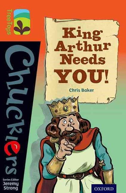TreeTops Chucklers Level 13 King Arthur Needs You!