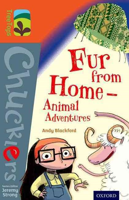 TreeTops Chucklers Level 13 Fur from Home Animal Adventures
