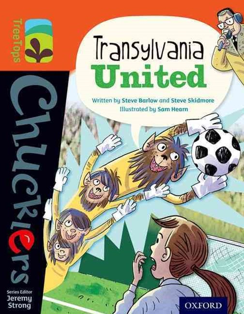 TreeTops Chucklers Level 13 Transylvania United