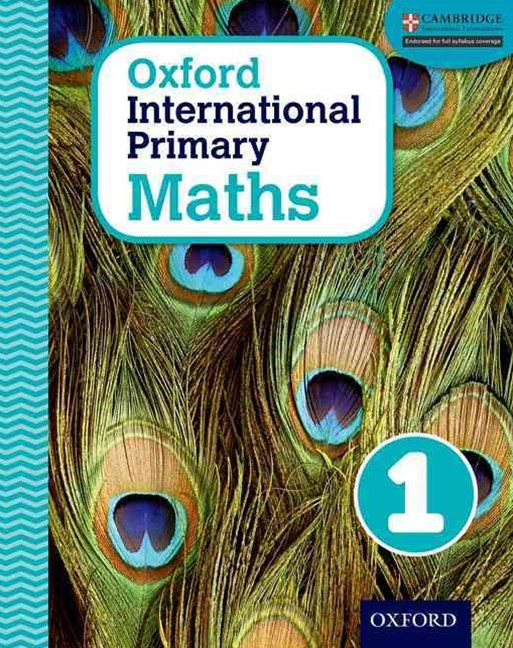 Oxford International Maths Student Workbook 1