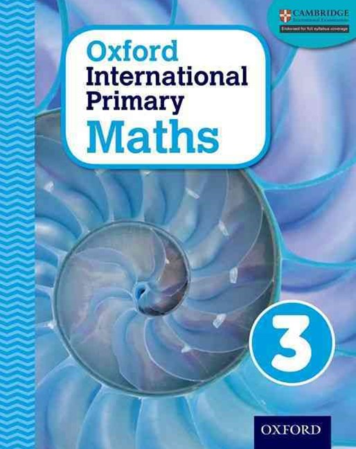 Oxford International Maths Student Book 3
