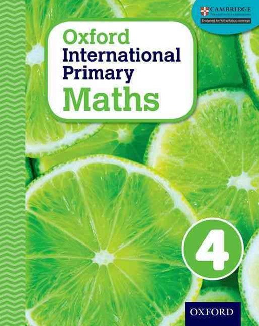 Oxford International Maths Student Book 4