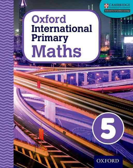 Oxford International Maths Student Book 5