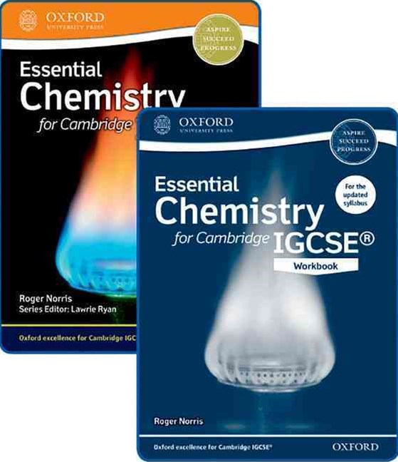 Essential Chemistry for Cambridge IGCSE Student Book and Workbook Pack