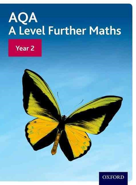 AQA A Level Further Maths Year 2 Student Book
