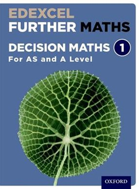 Edexcel A Level Further Maths Further Decision 1 Student Book