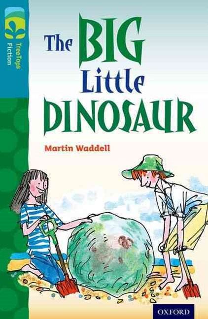 TreeTops Fiction Level 9 The Big Little Dinosaur