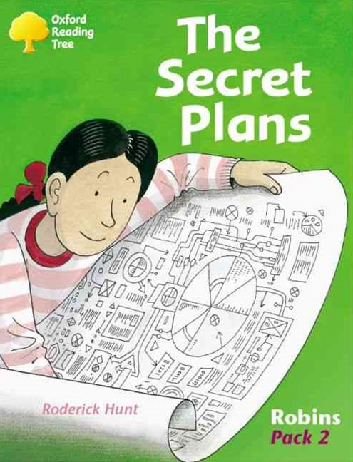 Oxford Reading Tree: Robins: Pack 2: the Secret Plans