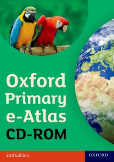 Oxford Primary e-Atlas