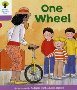 Oxford Reading Tree Level 1+: More First Sentences B: One Wheel by Roderick Hunt, Gill Howell, Gill Howell (9780198480860) - PaperBack - Education
