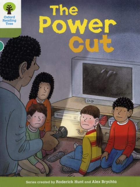 Oxford Reading Tree: Stage 7: More Stories B: the Power Cut