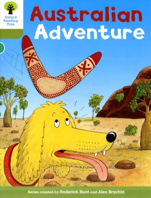 Oxford Reading Tree: Stage 7: More Stories B: Australian Adventure